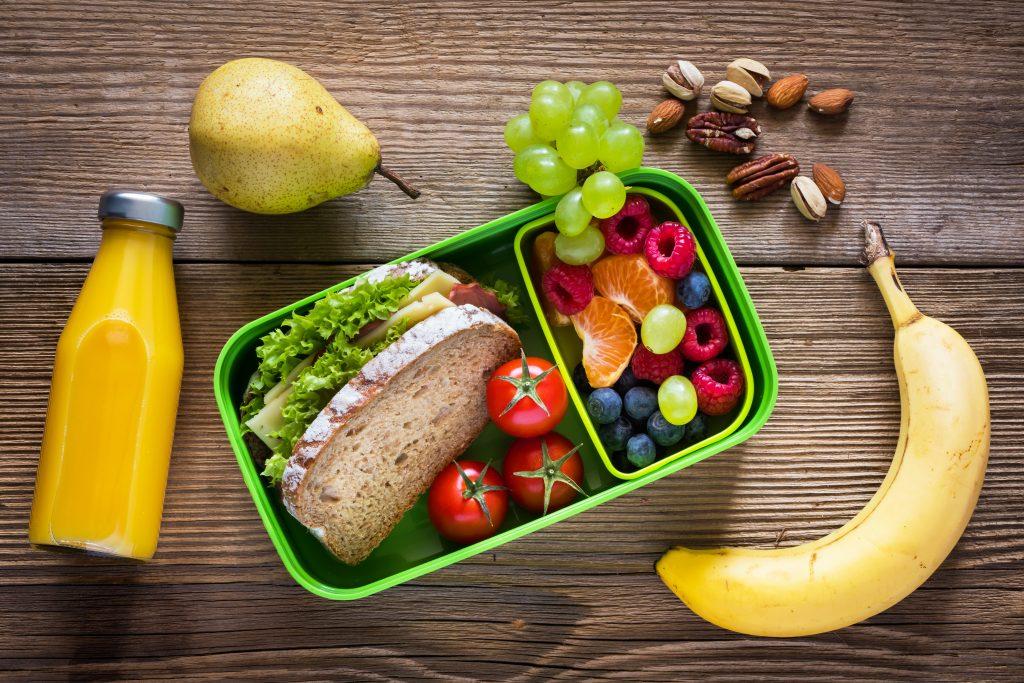 Healthy school lunchbox ideas
